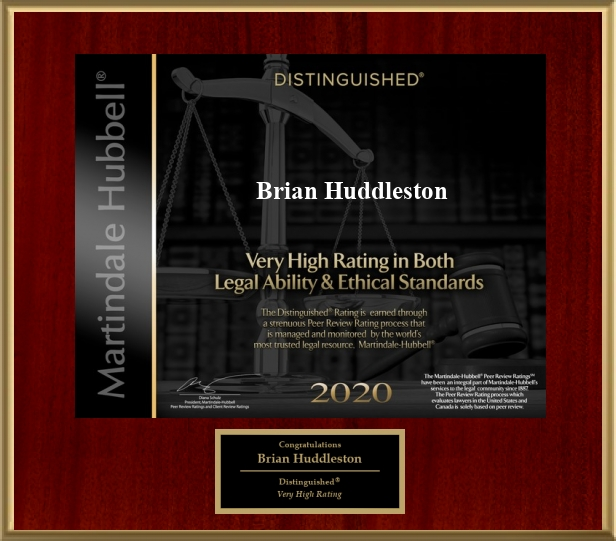 Martindale Hubbell Award 3