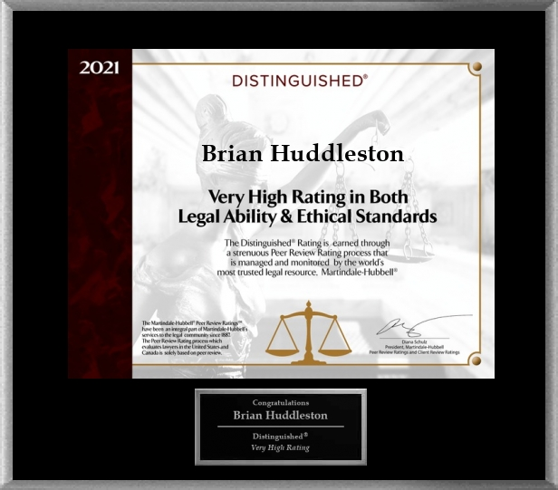 Martindale Hubbell Award 4